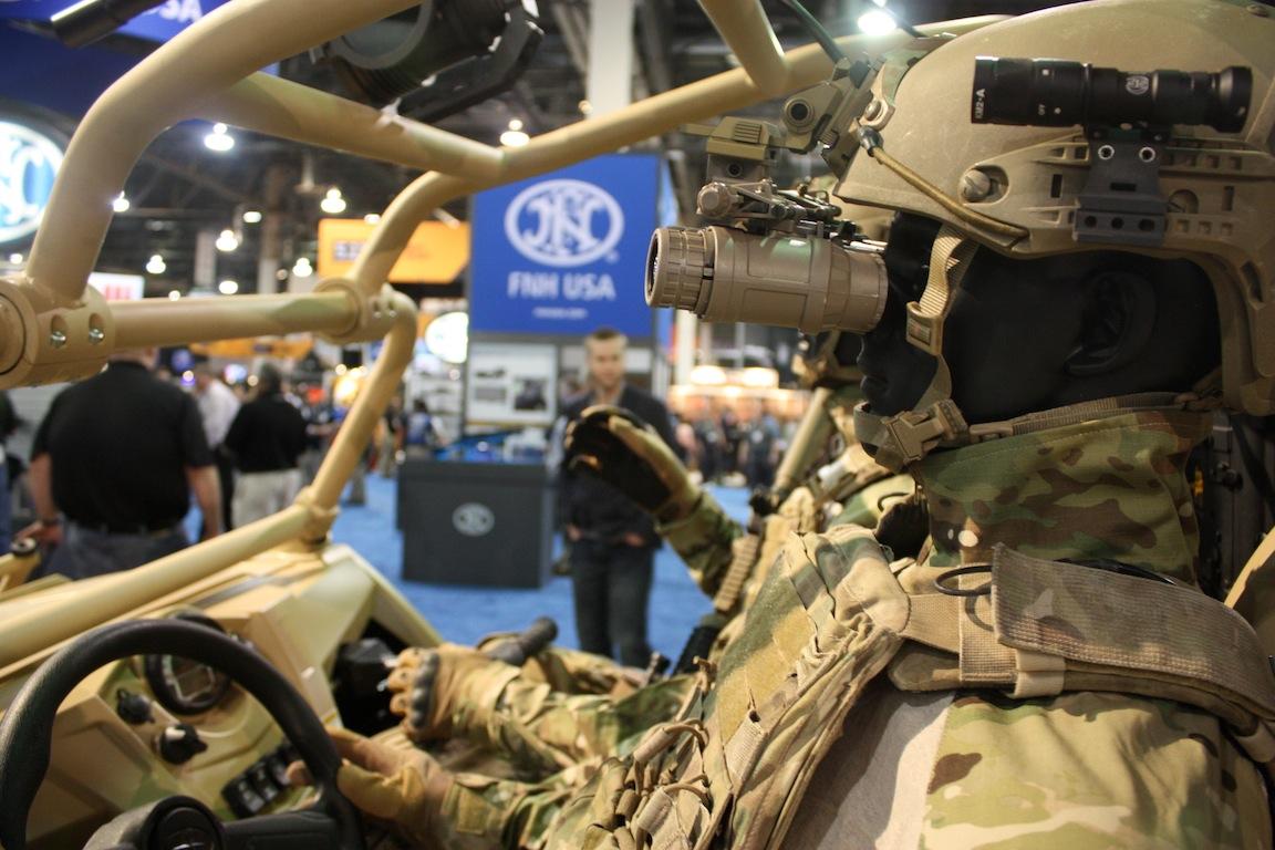 Gun show, Las Vegas, NV / Photo credit:  Susannah Breslin