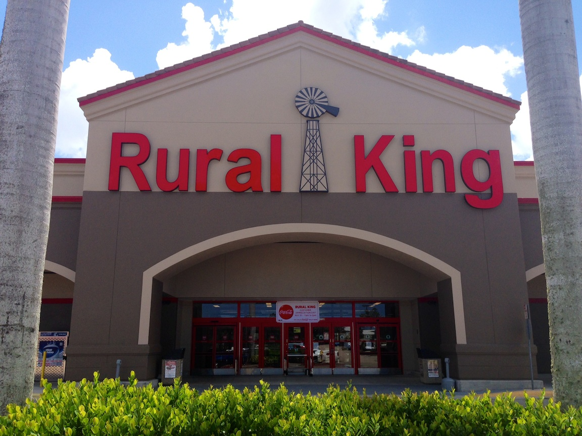 Rural King, Bonita Springs, FL / Photo credit:  Susannah Breslin