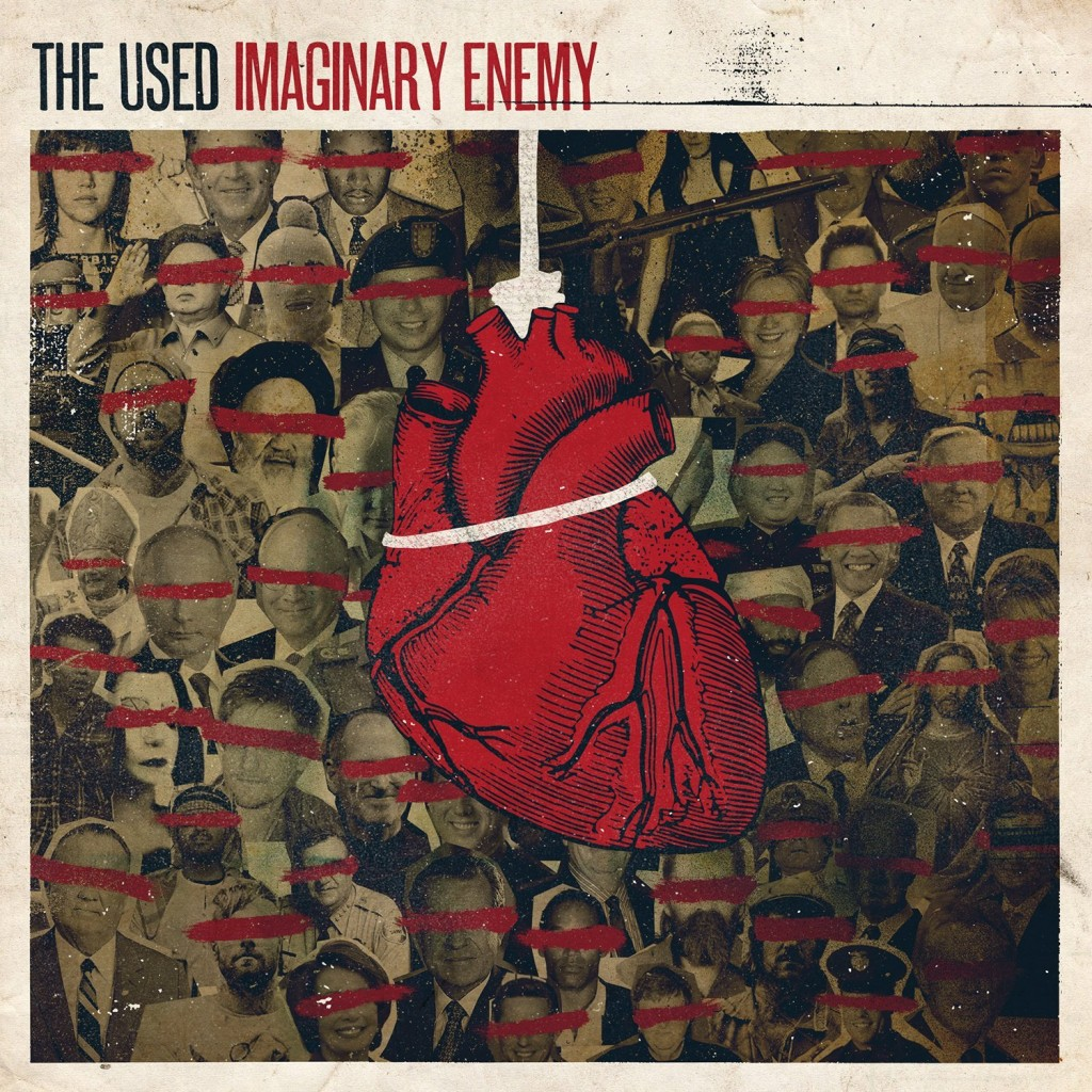 Imaginary Enemy  , The Used