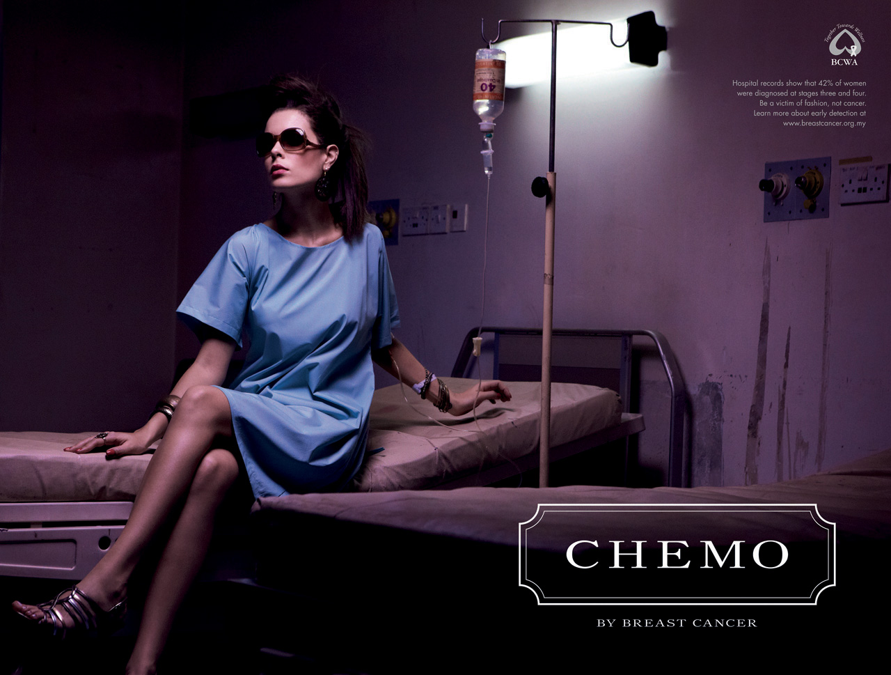 Breast Cancer Welfare Association Malaysia BCWA: Fashion Victim  via  This Isn't Happiness