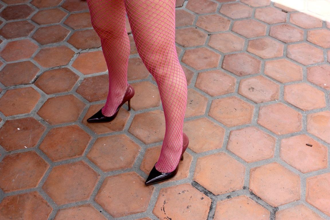 Porn star, Woodland Hills, CA / Photo credit:  Susannah Breslin