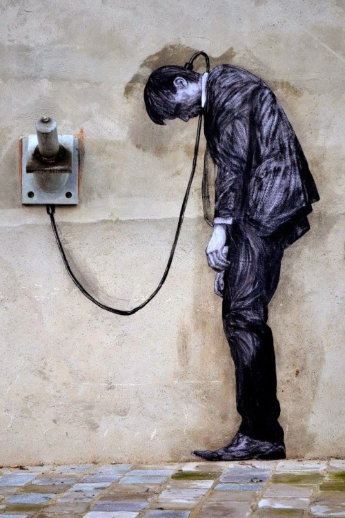 Image credit:  Levalet  via  This Isn't Happiness