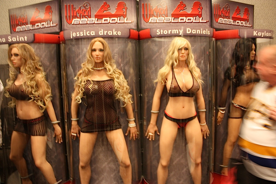 RealDolls, Las Vegas, NV / Photo credit:  Susannah Breslin