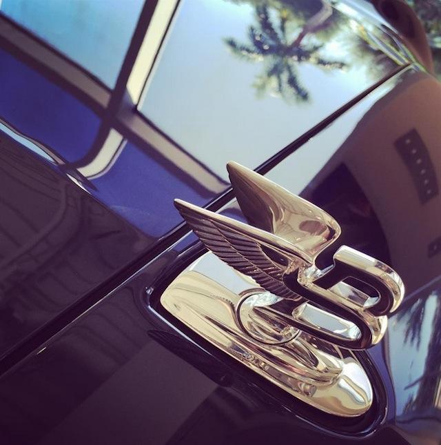 Bentley, Naples, FL / Photo credit: Susannah Breslin