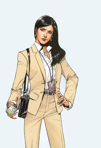 That's  Lois Lane