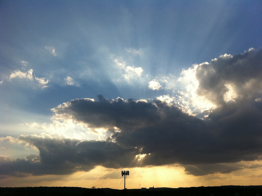 Big Sky Country, Austin, TX | Photo credit:  Susannah Breslin