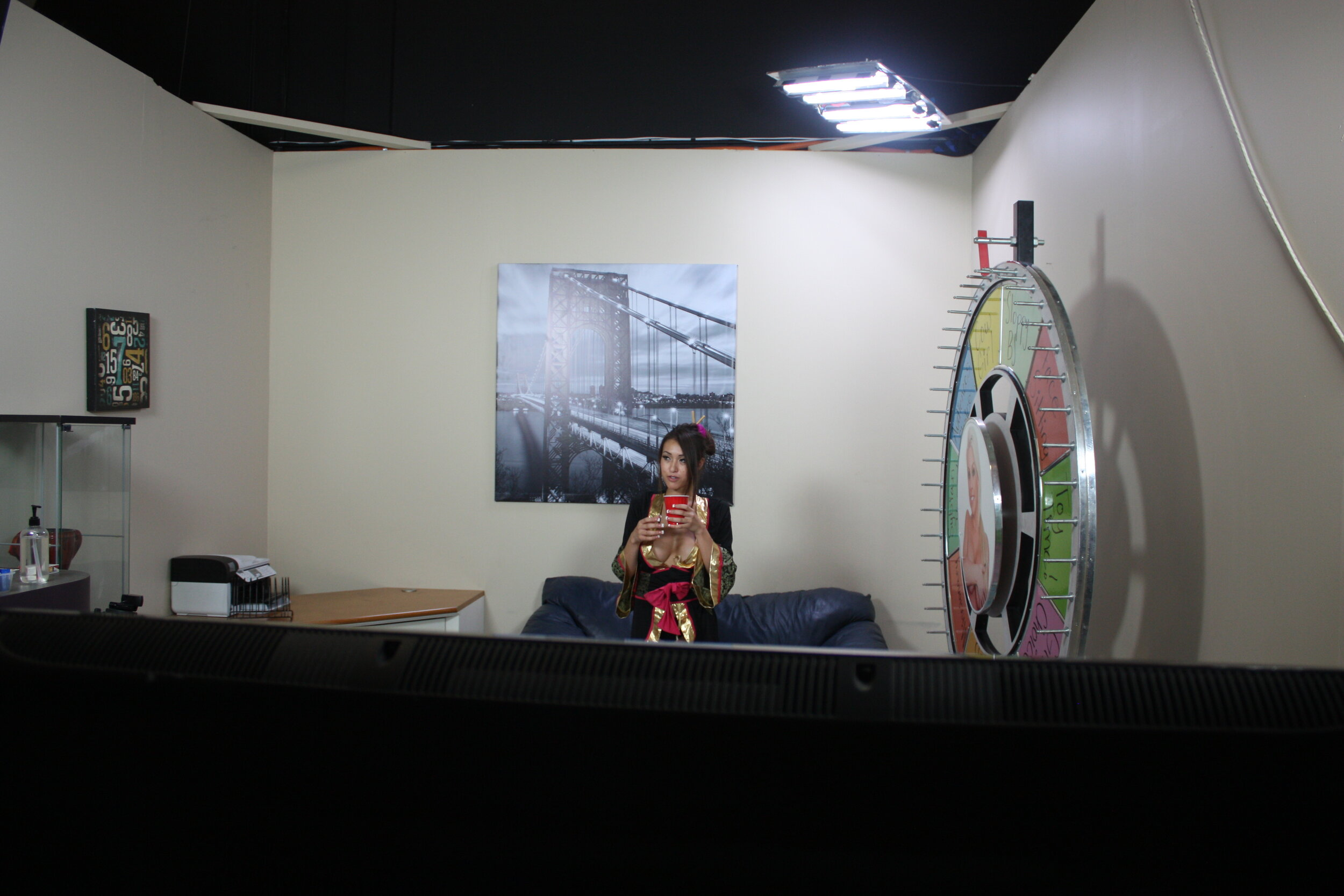 Porn Set, 2014