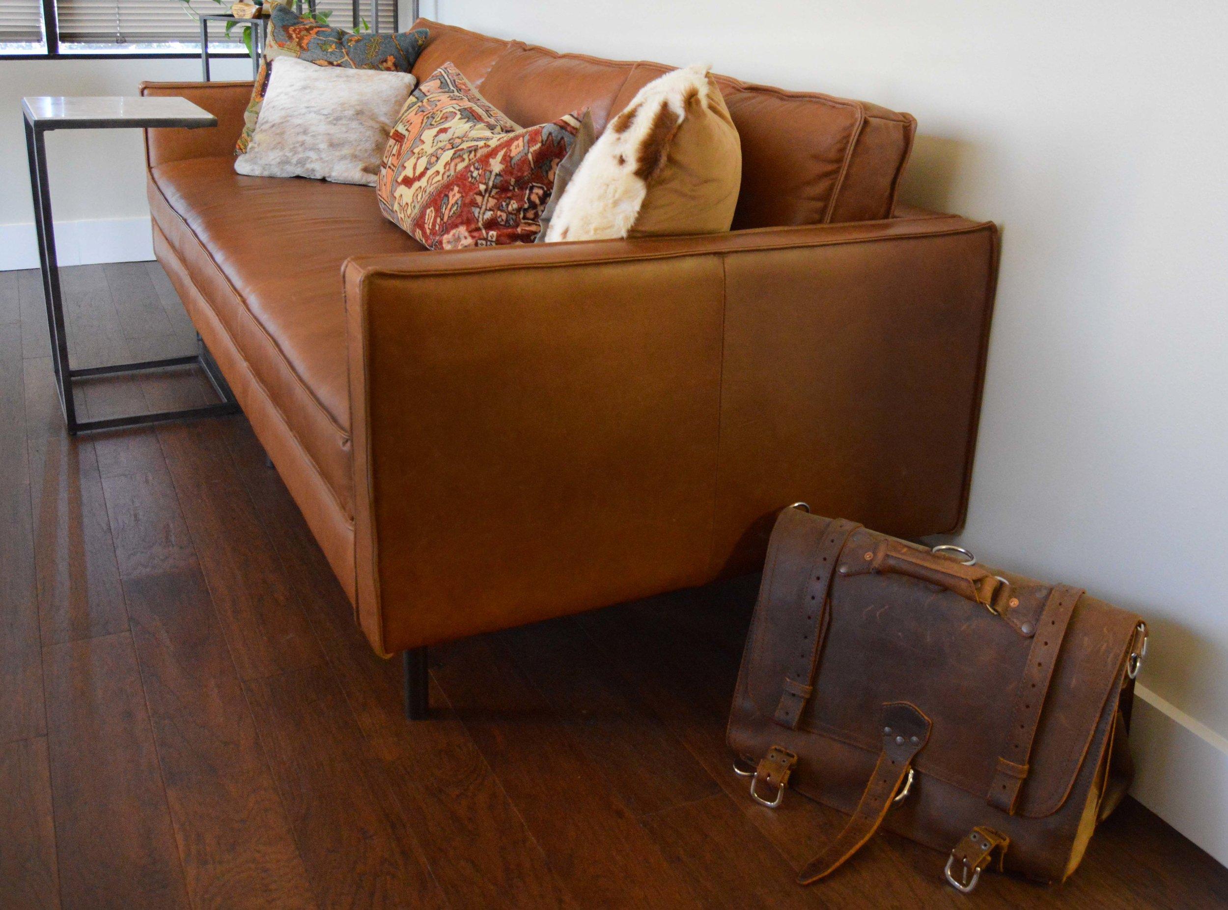 Couch Details - Abode Interior Design