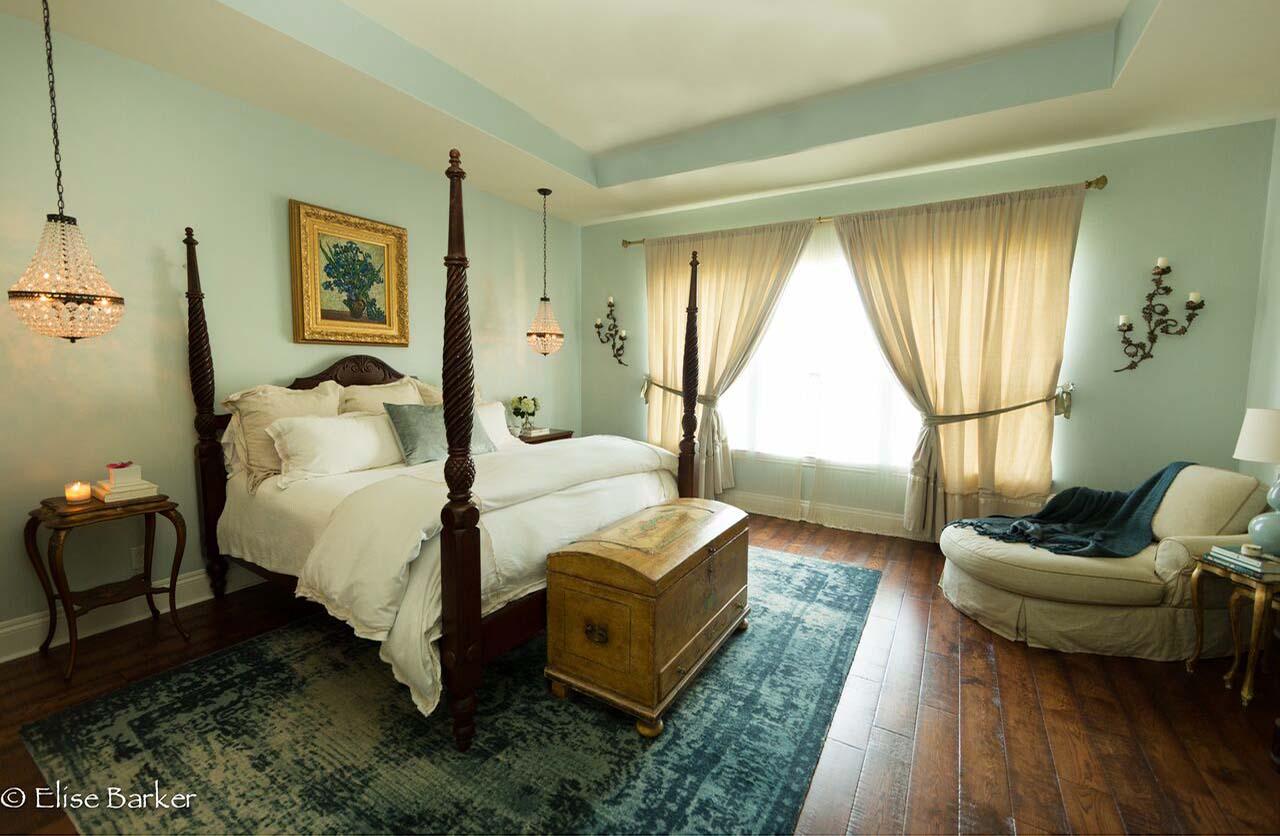 Master Bedroom - Abode Interior Design
