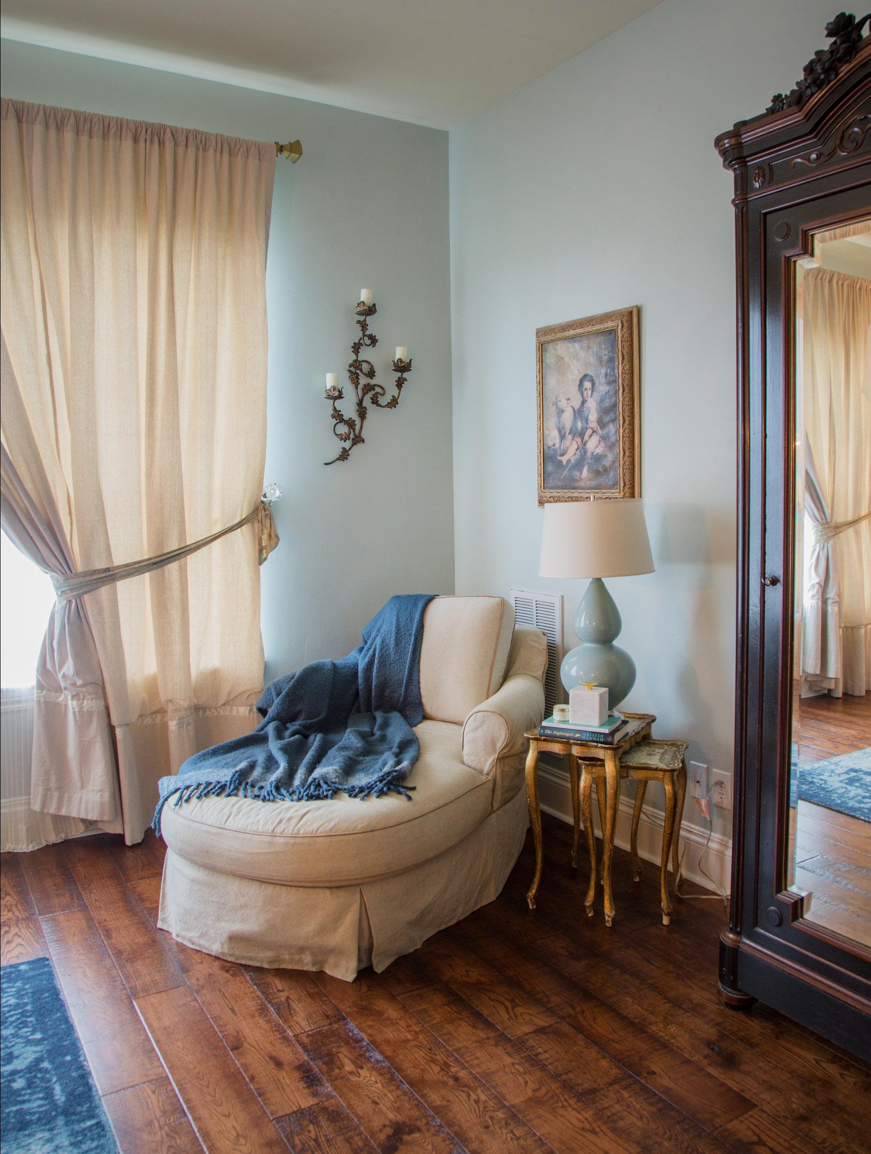 Chaise Lounge - Abode Interior Design