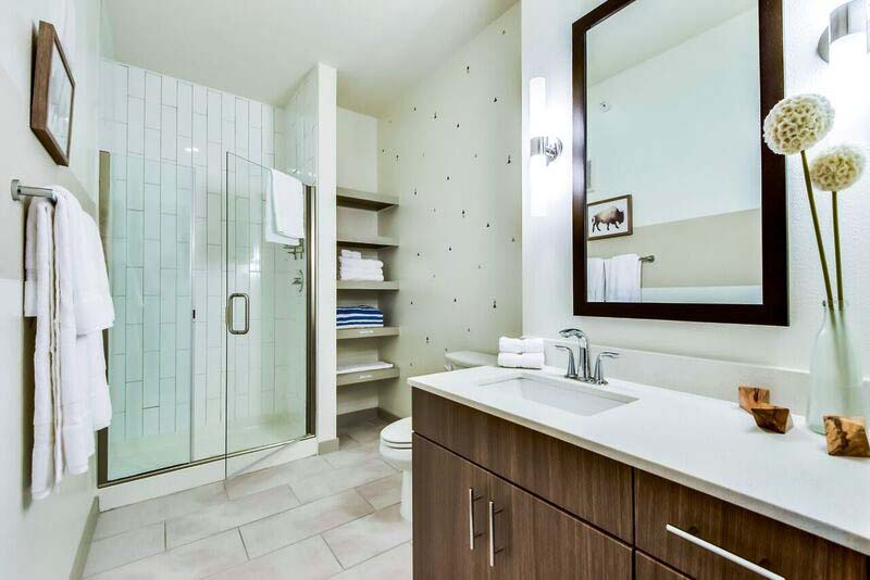 Guest Bath - Abode Interior Design