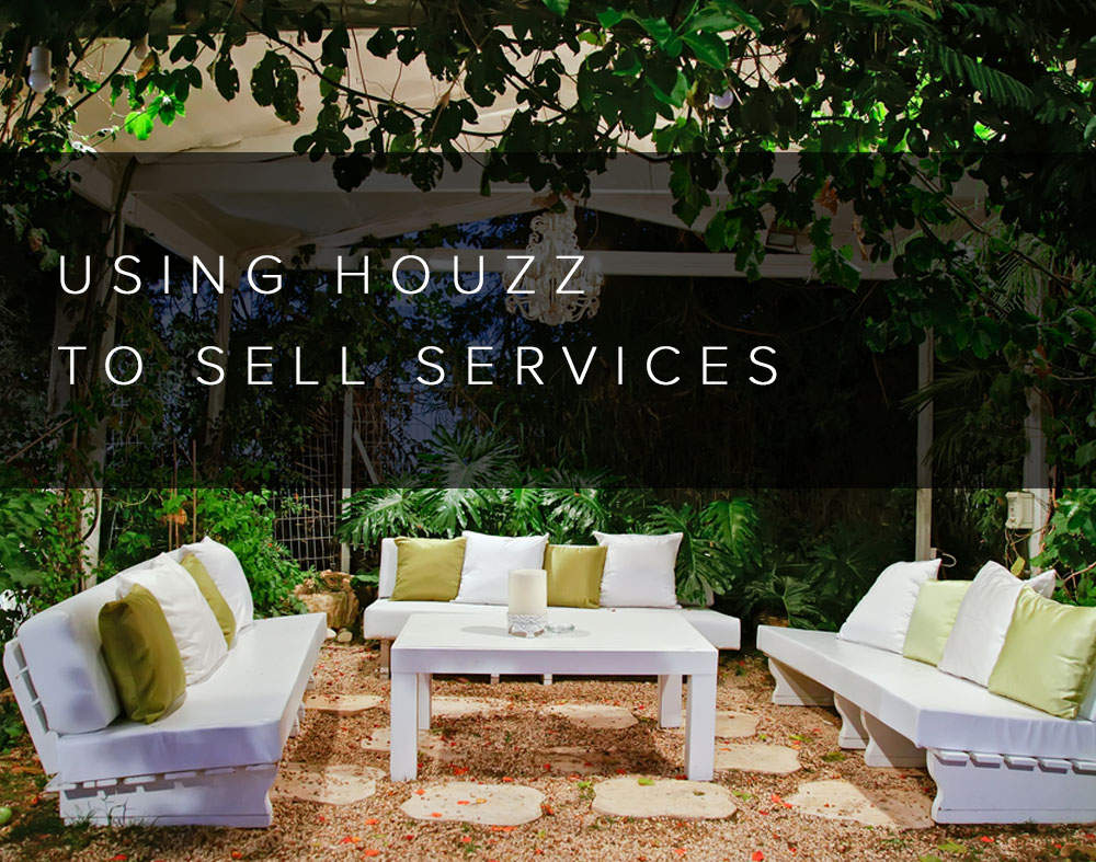 Houzz is more than social media for design junkies. Learn How to use Houzz to attract clients.