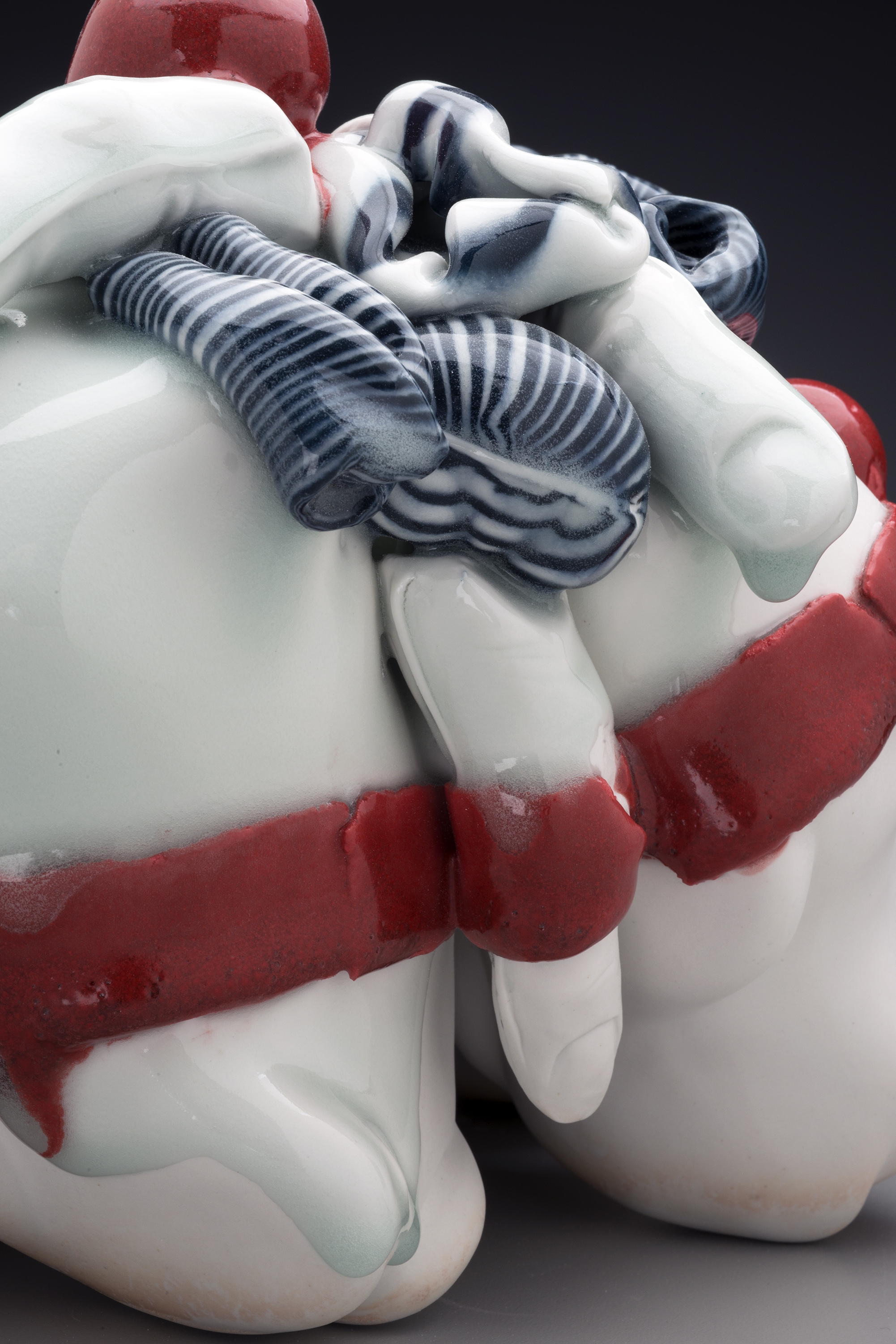 Packed and Tied (detail image)