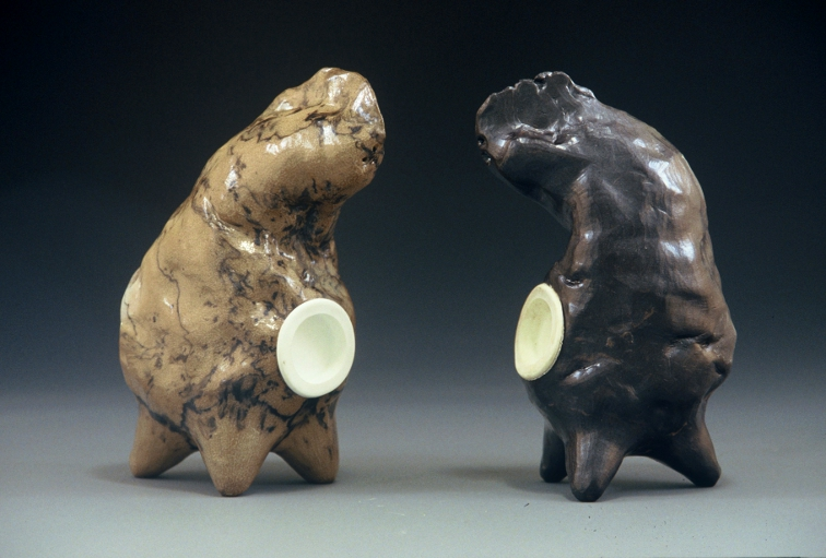 """Salt and Pepper Shakers"" Pinch Project"