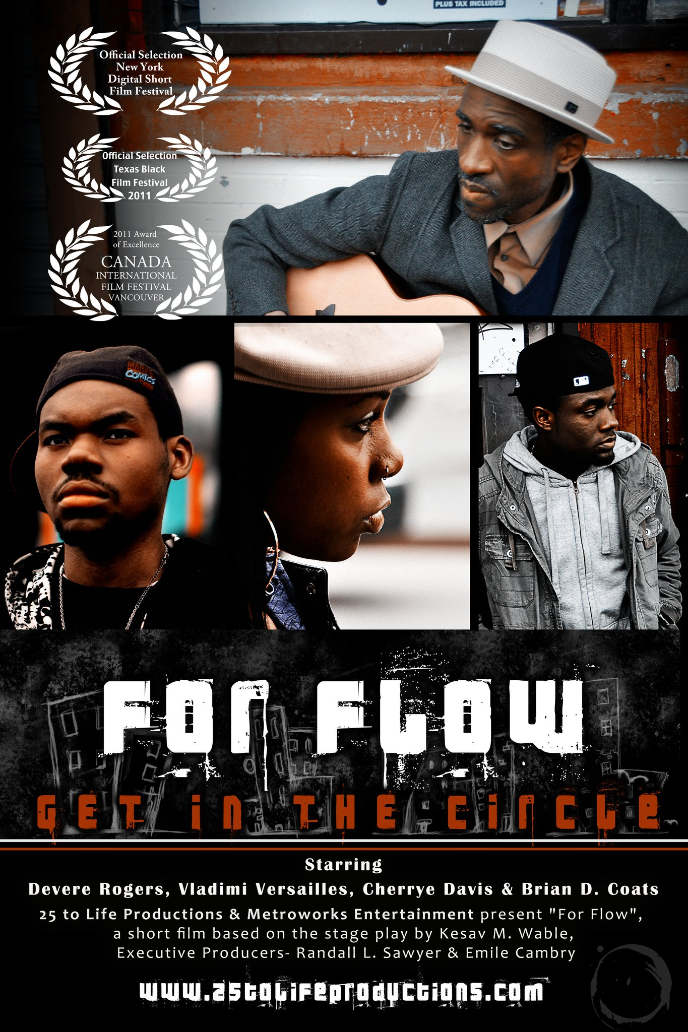 For Flow Poster
