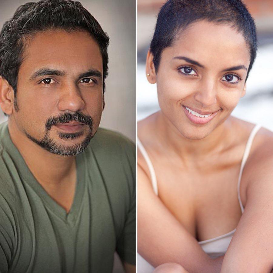Rahoul Roy & Ishani Das