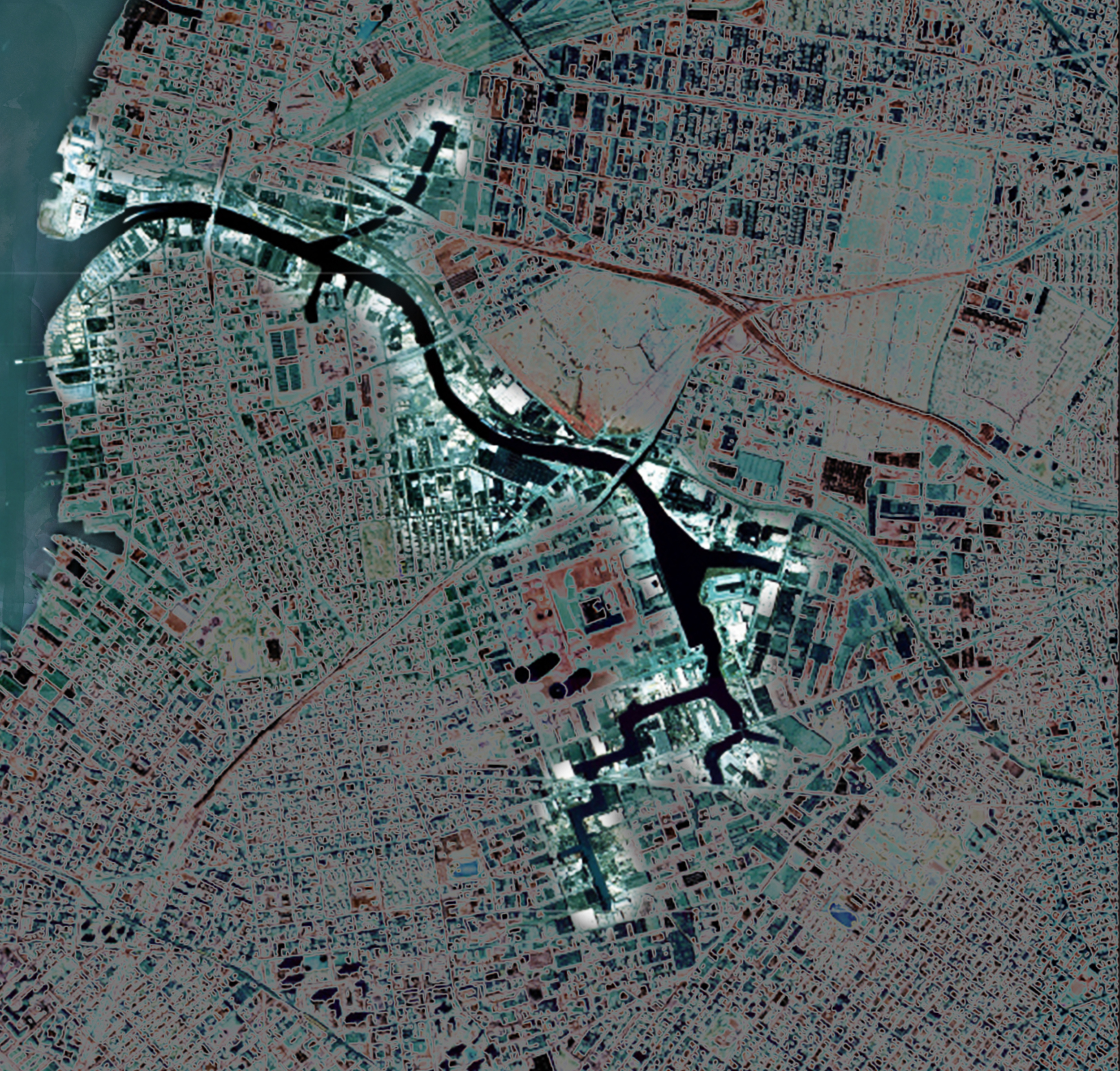 Early draft of context ideas_image of surrounding urban context