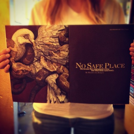 No Safe Place - In Print