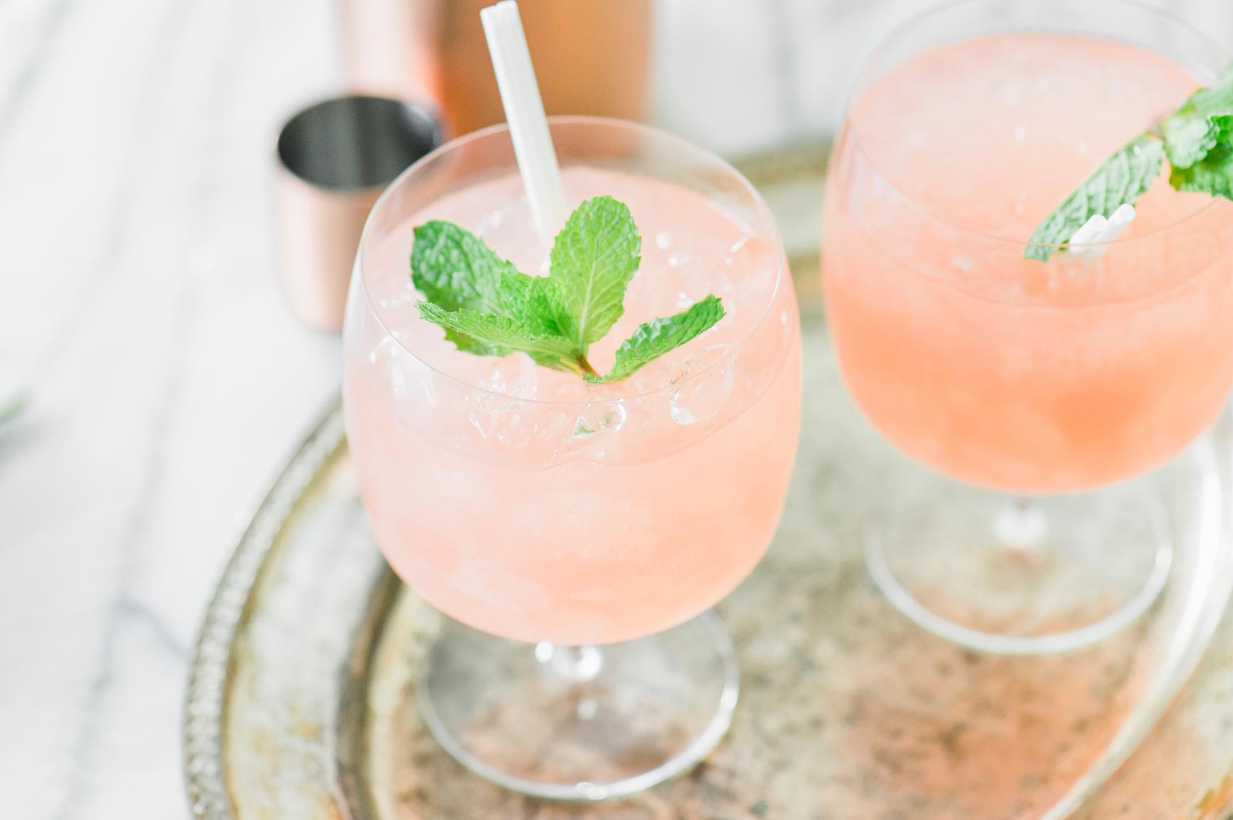 Quick N Easy Summer Cocktails Amber Podratz