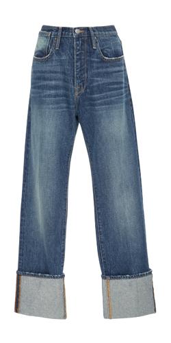 FRAME Cuff Jeans
