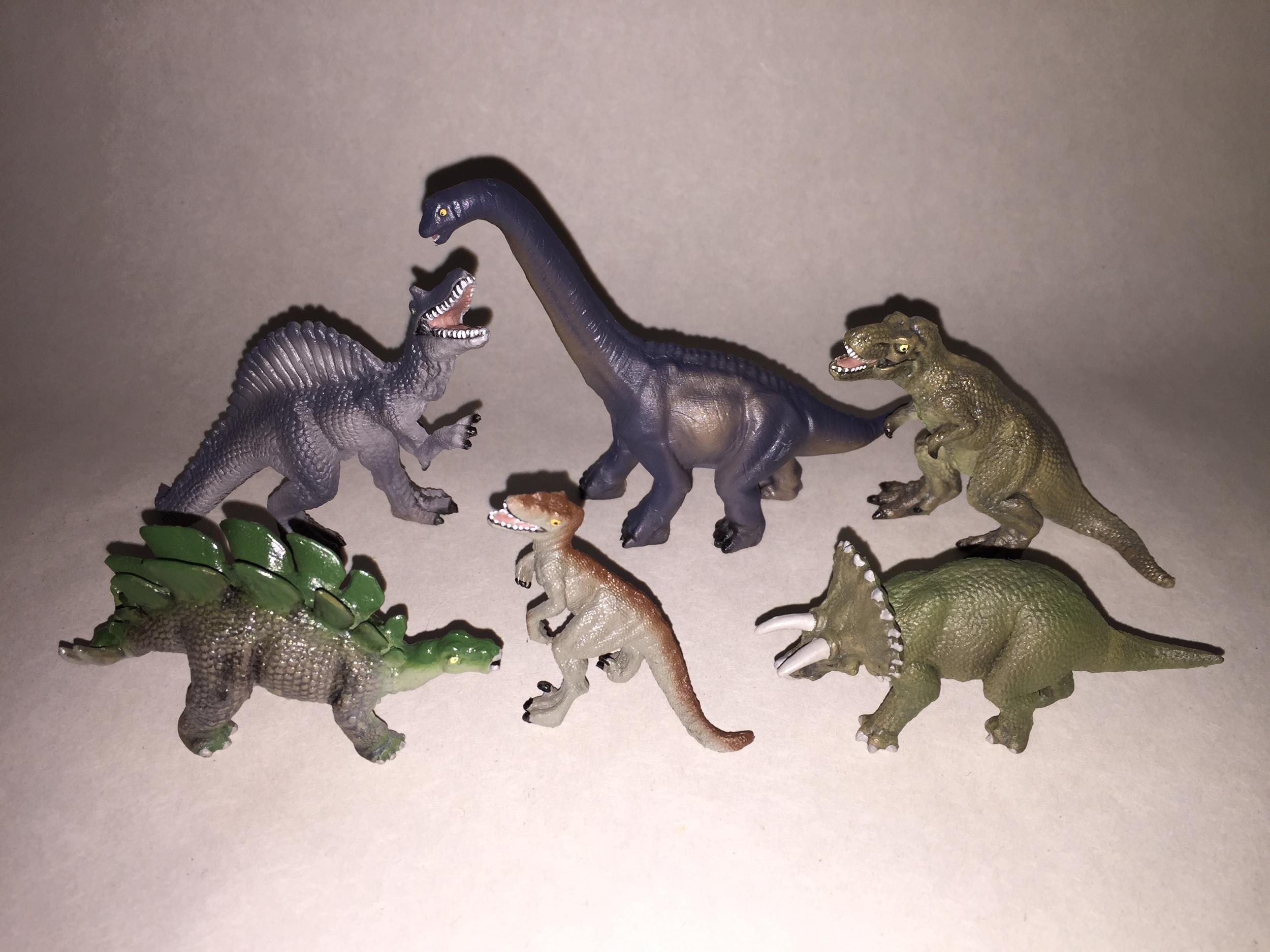 Original 2014 Mini-Tub 1 Dinosaurs