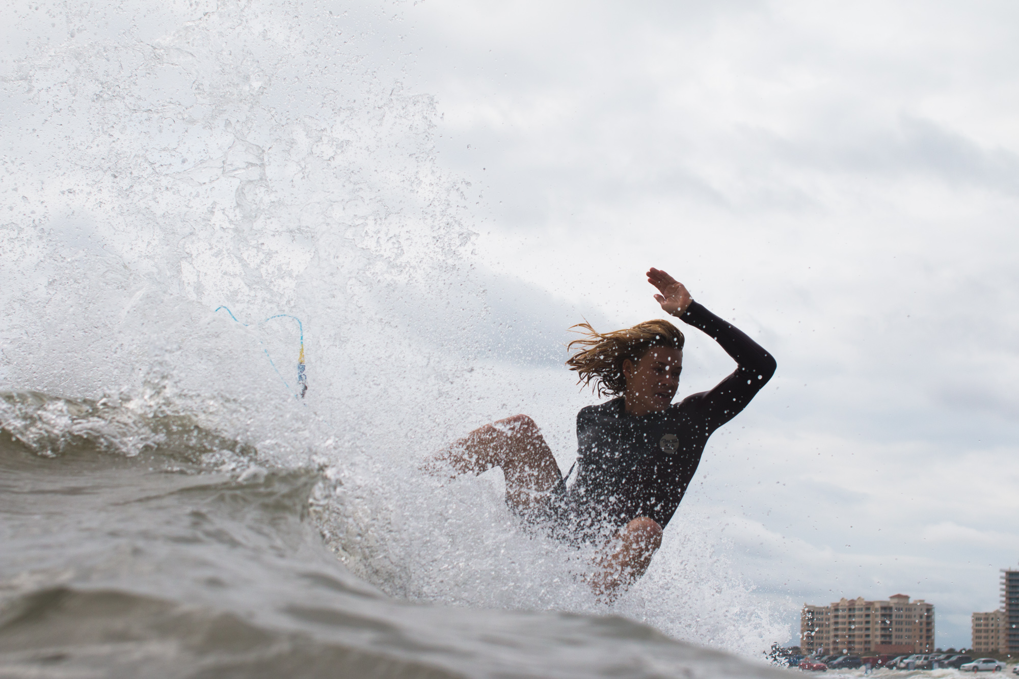 Matthew Glenn in New Smyrna Beach, Photo Nathaniel Harrington