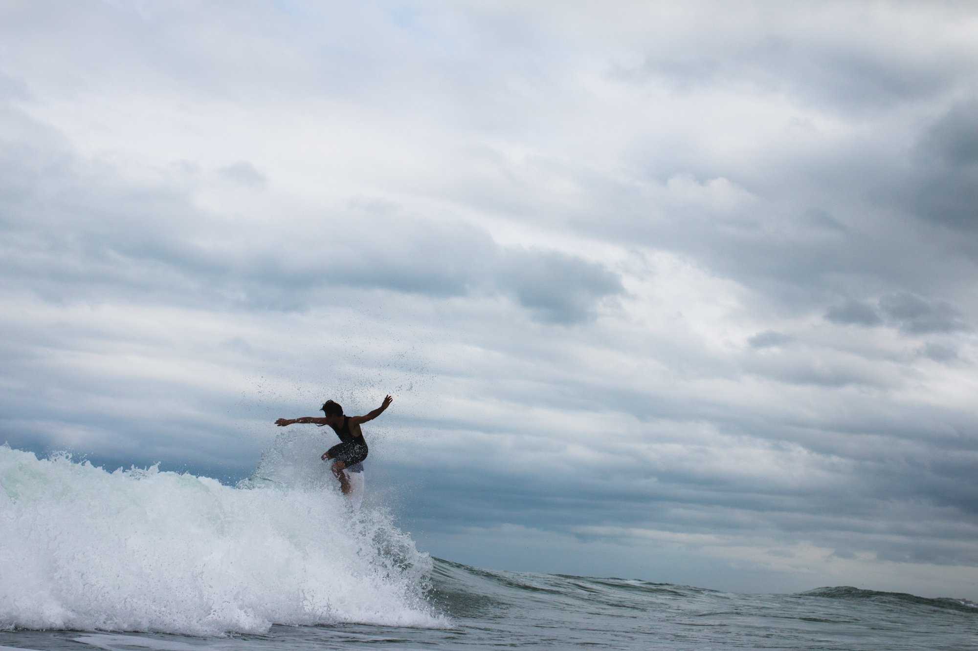 Daniel Glenn in New Smyrna Beach, Photo Nathaniel Harrington