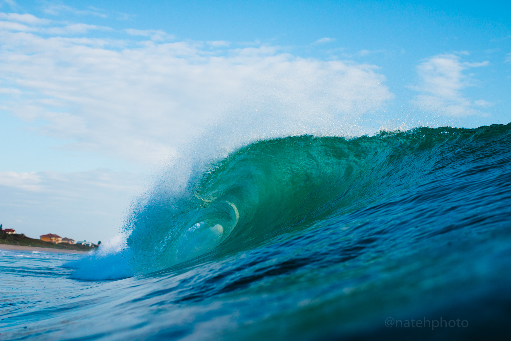 Spanish House, Florida. Surf Photography by Nathaniel Harrington
