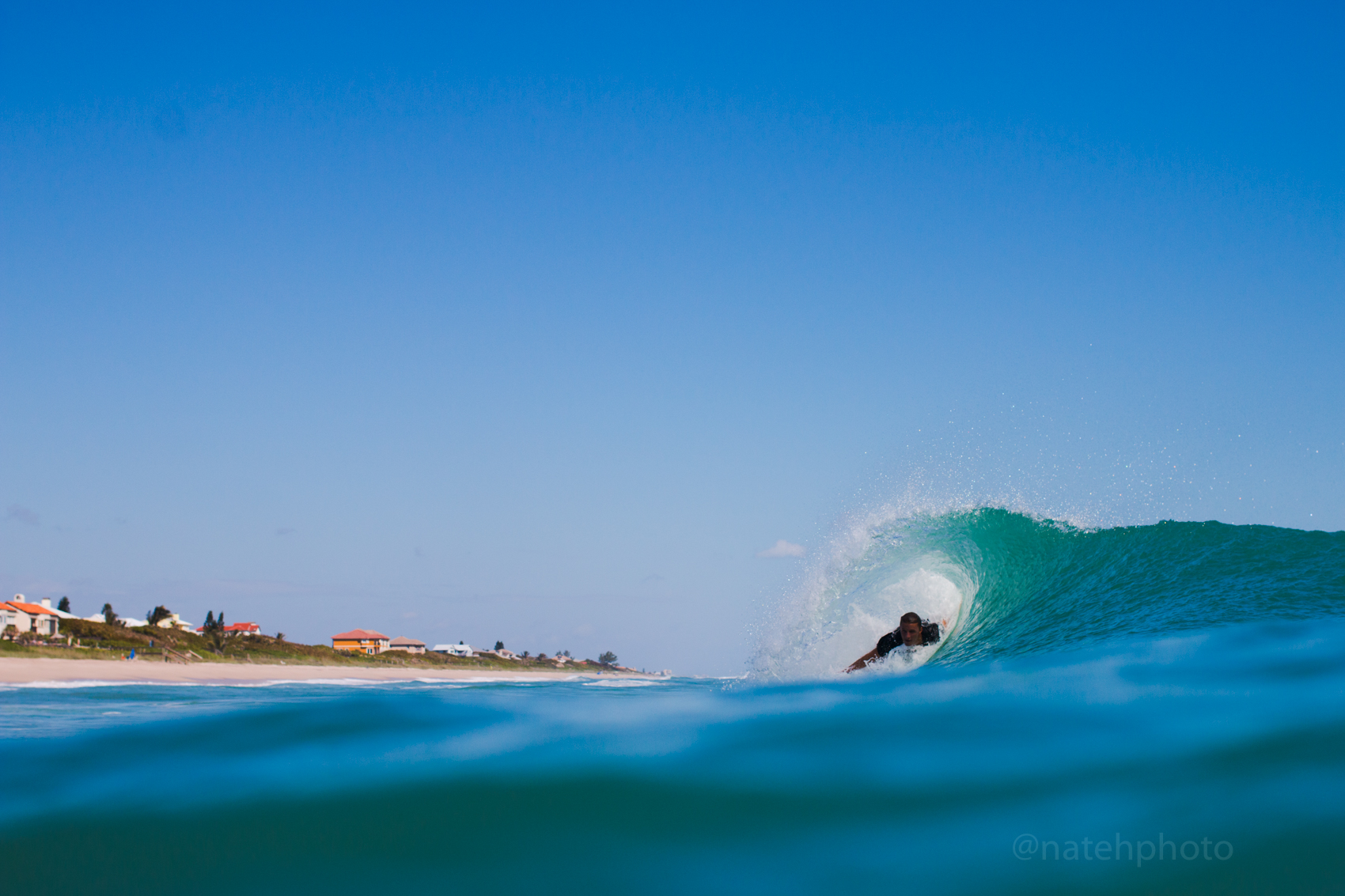 Chauncey Robinson at Spanish House, FL. Photo by Nathaniel Harrington (natehphoto)