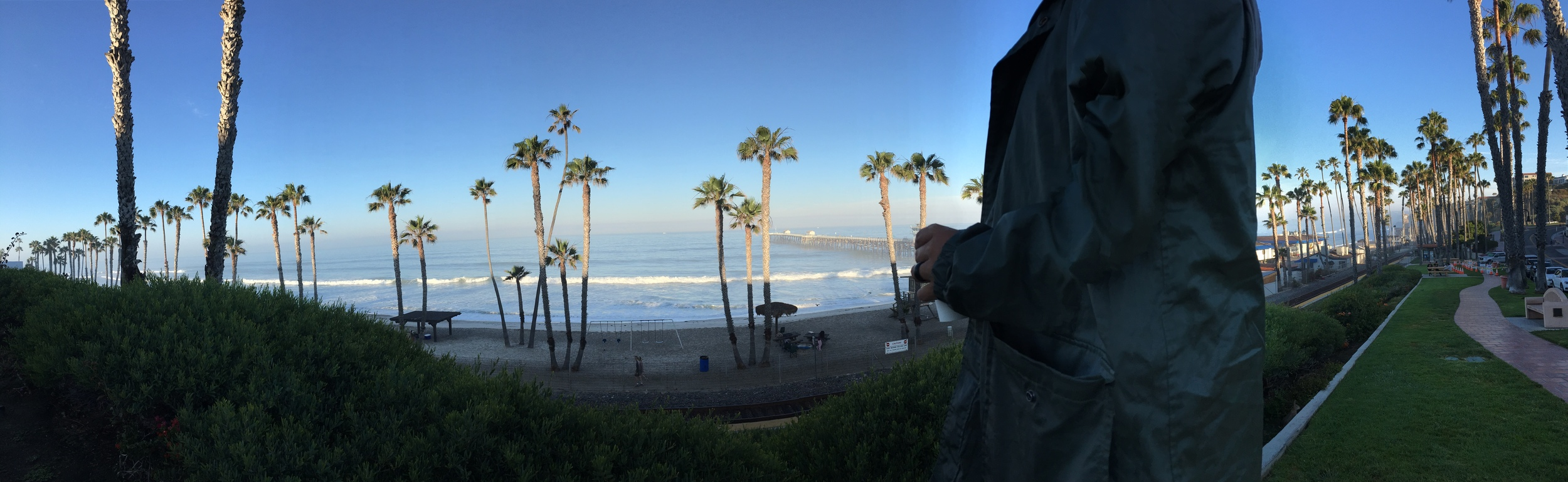 Chauncey Robinson killing it with the panoramic. Thanks for the pic man.