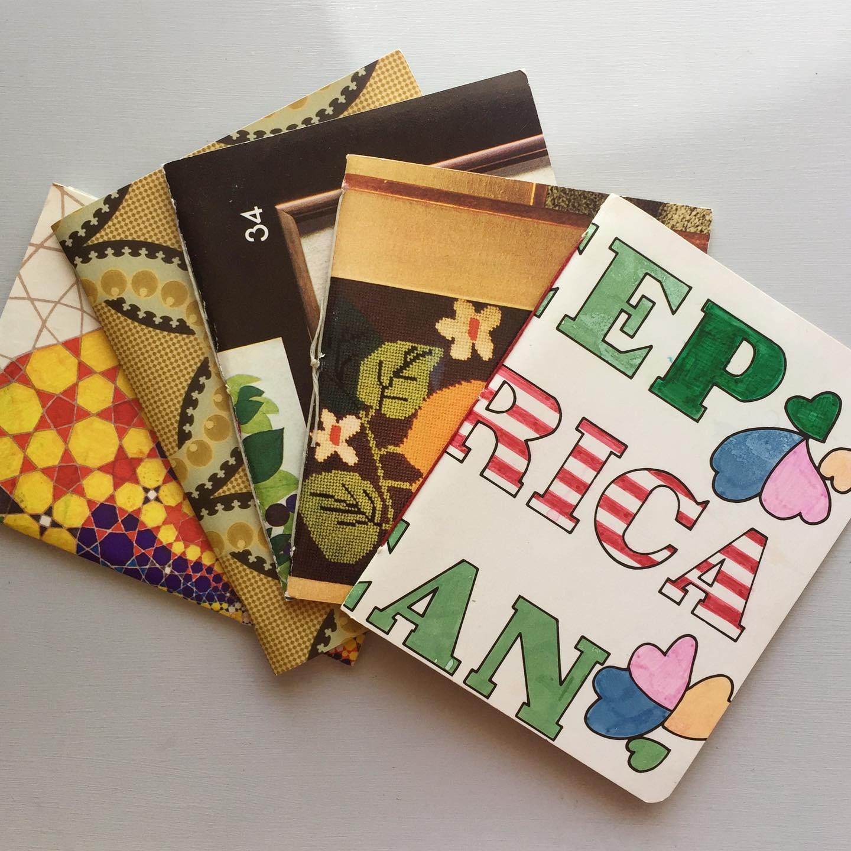 Jacinta Bunnell Handmade Journals