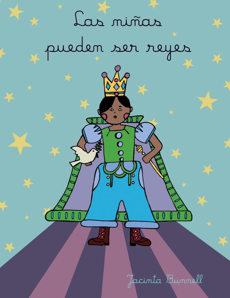 Las niñas pueden ser reyes