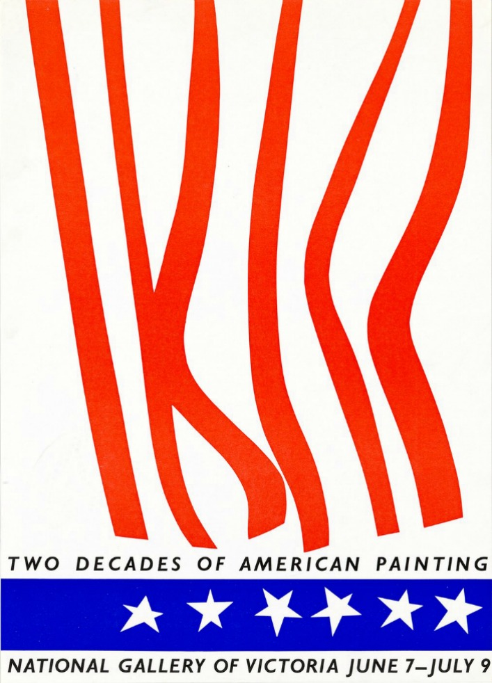 Two Decades of American Painting, 1975