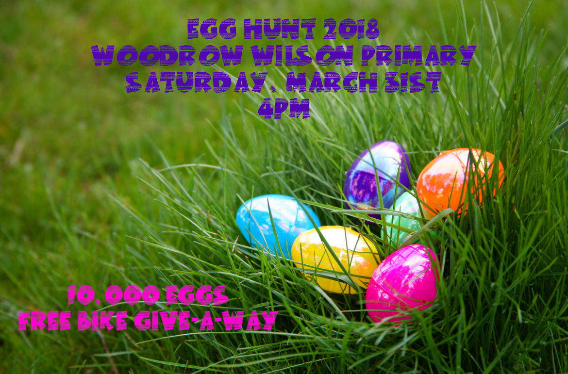 We are coming together to have an amazing family fun event! Join us and invite everyone you know! 10,000 Eggs!!! Music! Fun!