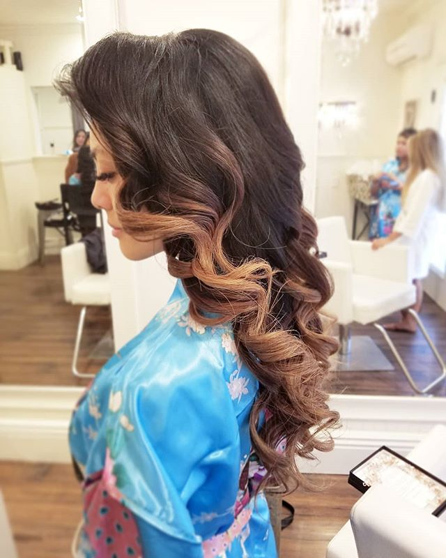 This babe had the most gorgeous hair to play with😍 . . . . . #onlocation #glamsquad #hairstylist #entrepreneur #love #hair #carlsbad #beauty #pursuepretty #beautiful #instagood #picoftheday #pretty #gorgeous #stunning #beautiful #luxewedding #rusticwedding #bohowedding #bridalhair #weddinghairstylist #weddinghairstyles #sandiegowedding #sandiego #orangecounty #ocwedding #temecula #temeculaweddings #fallbrook #socalwedding