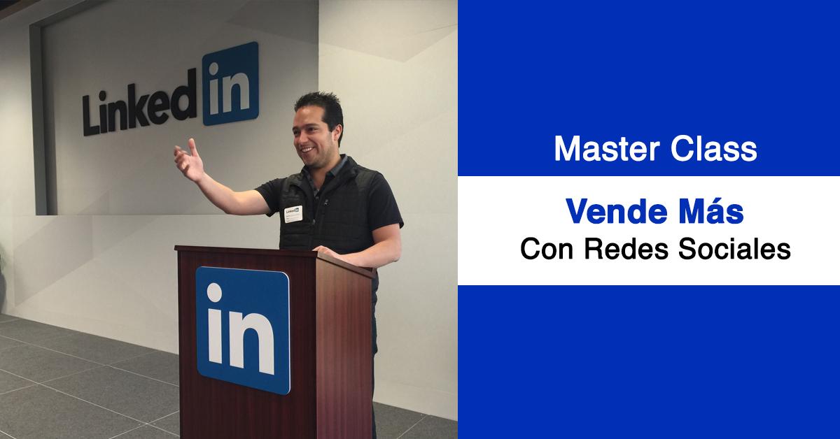 El mejor curso para vender más con redes sociales.