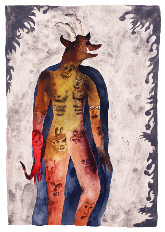Demon Hyena, 2016