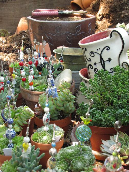 Just a short drive from Solvang is the tiny town of Los Olivos where I stumbled upon J. Woeste Home and Garden Treasures.