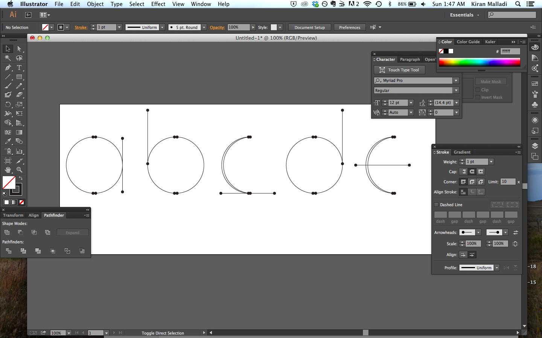 3-line ABCs.
