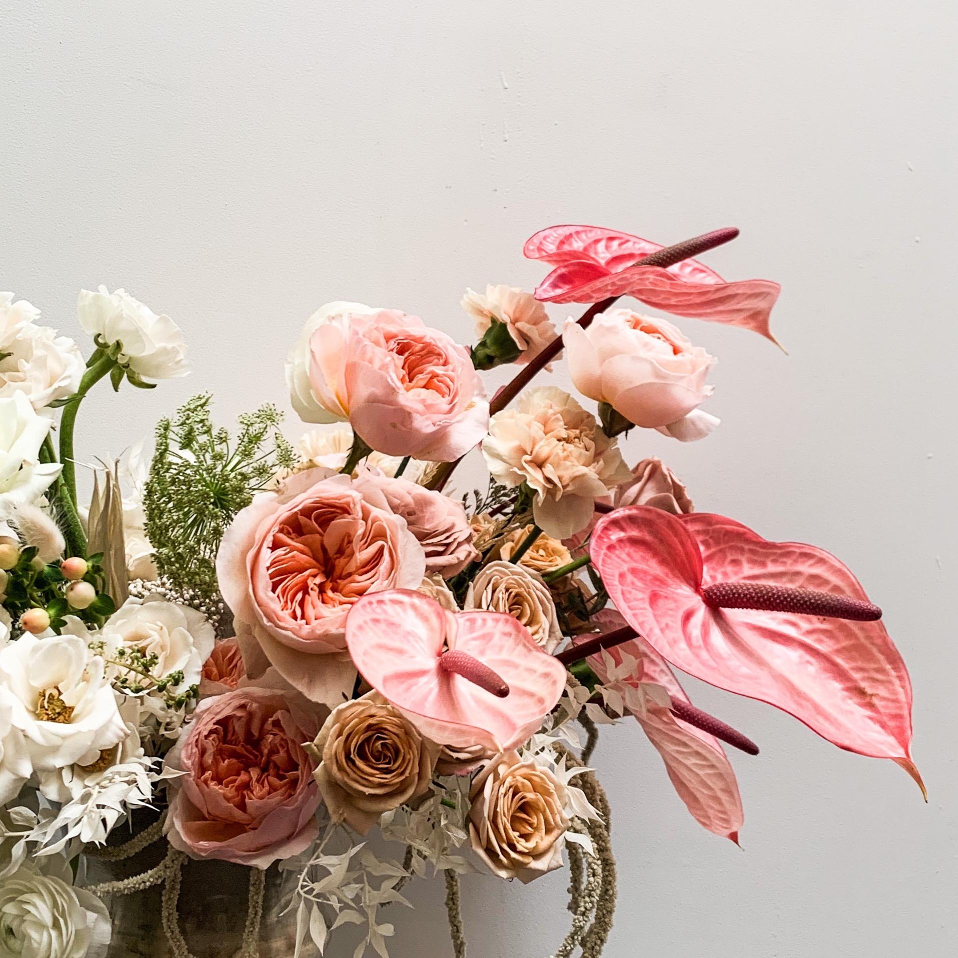 Crown Flora Studio flower subscription plans