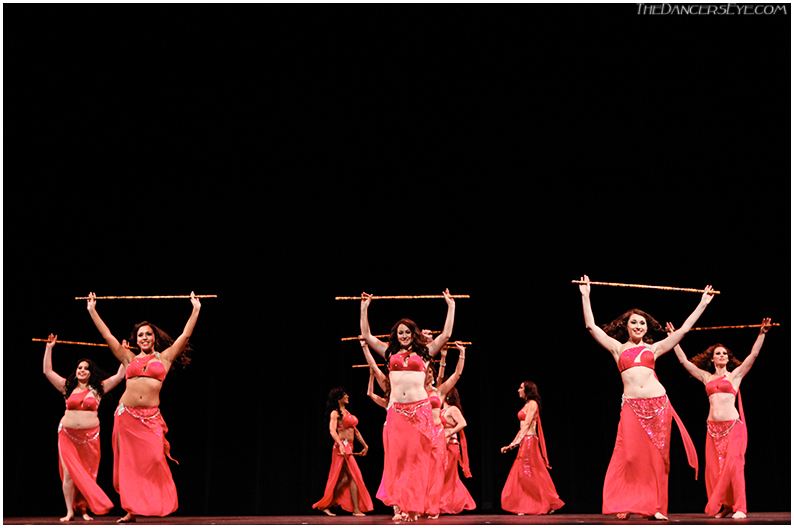 RSMC performing Rakkas at Zikrayat!