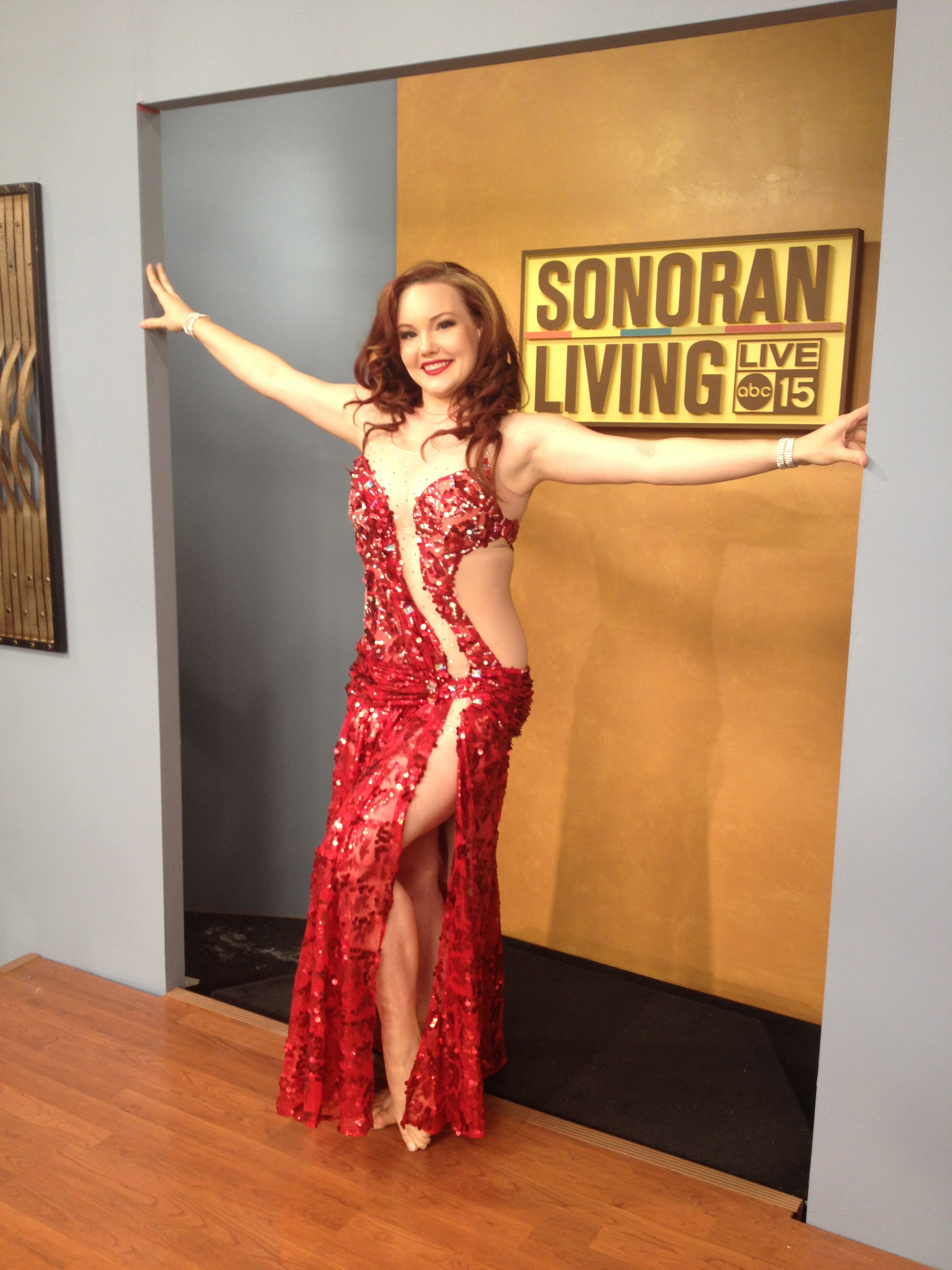 Appearance on ABC's Sonoran Living