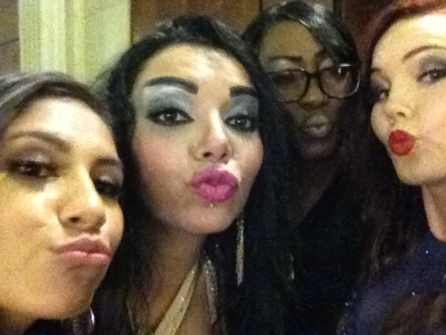 Fun Times with Ana Edith, Camelia of Cairo and Khadijah