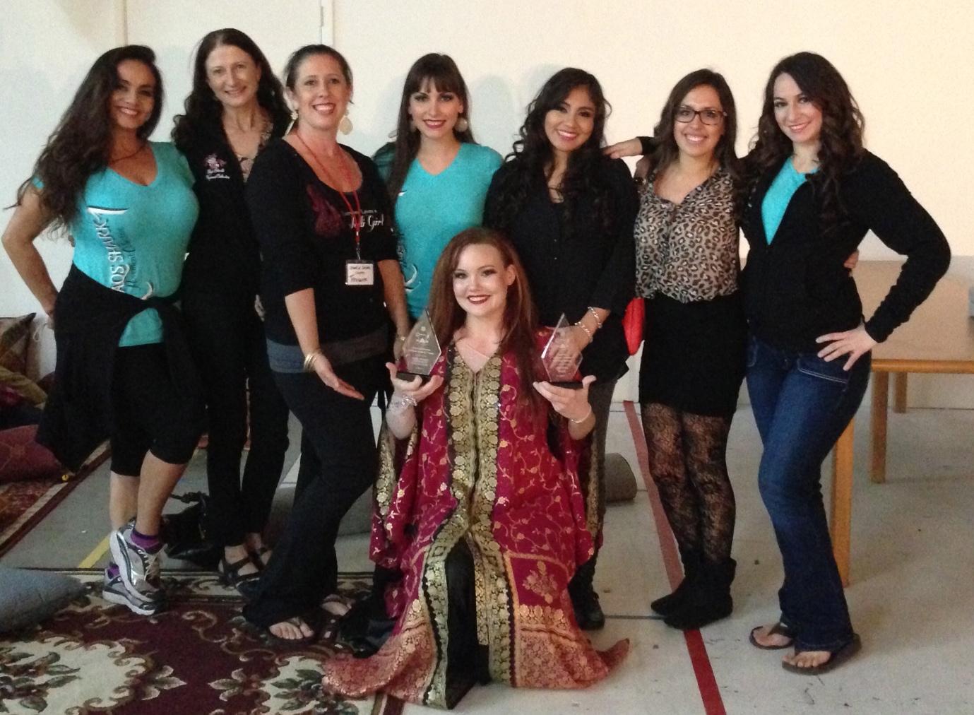 We Won! RSMC Favorite Arizona Oriental Dance Group