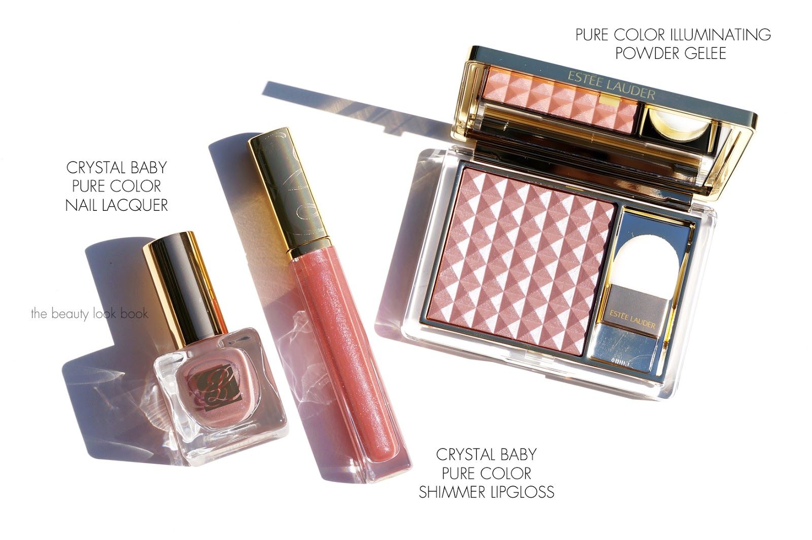 Check out  Beauty Look Book's feature  on the rest of the collection!