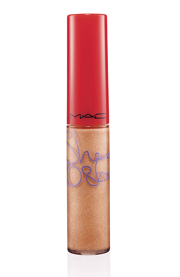LIPGLASS in PUSSYWILLOW     light neutral gold BIJOU soft rose PHP 1,100