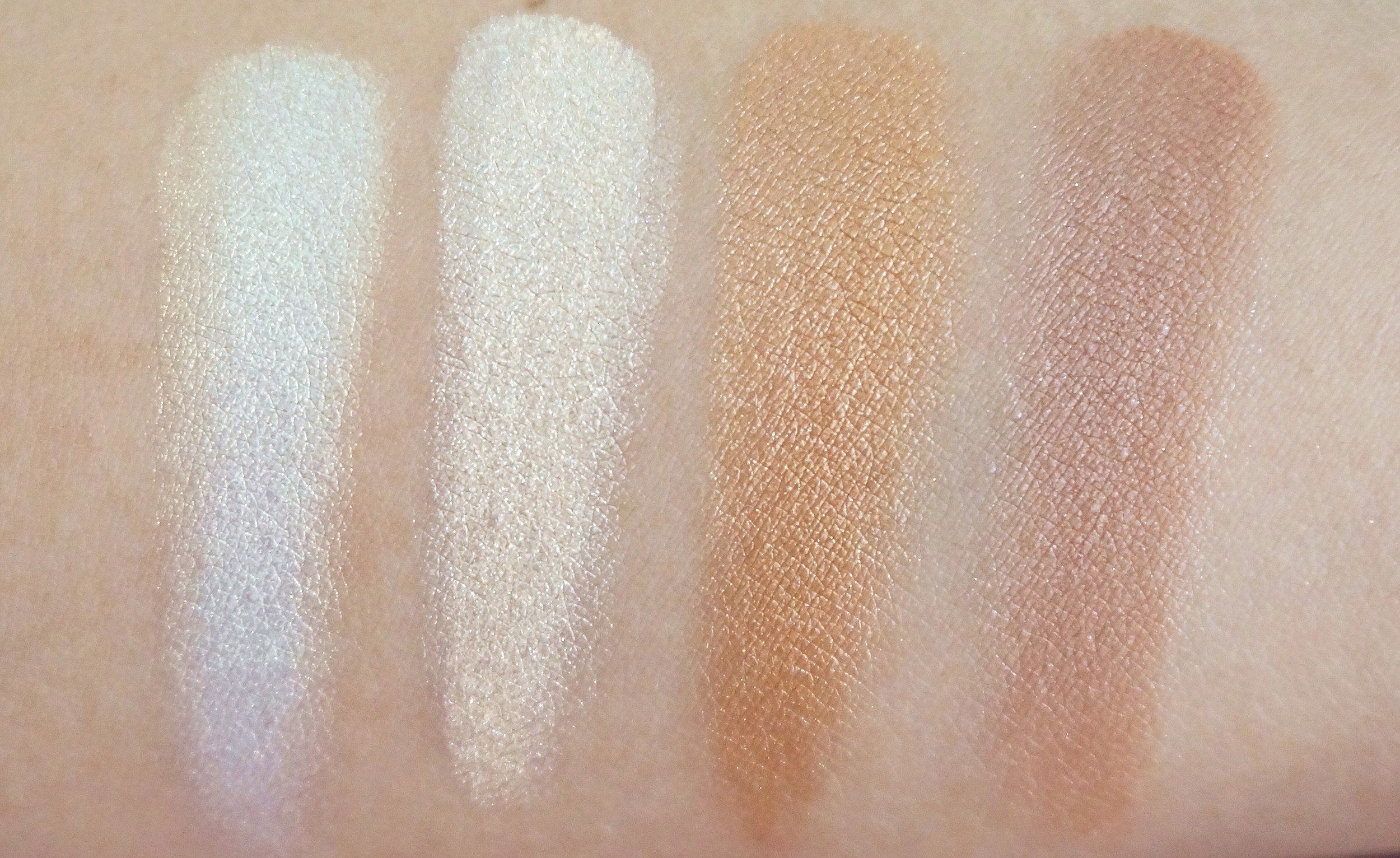 Opal, Sand, Copper, Sienna
