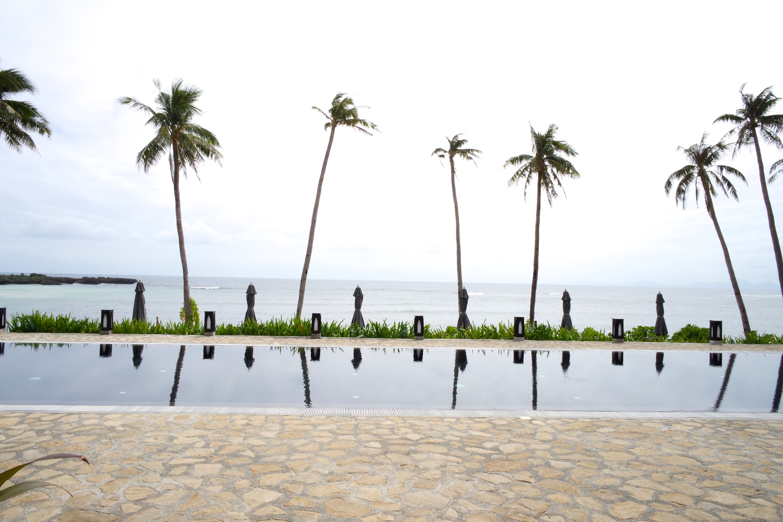The pool by Phuket.