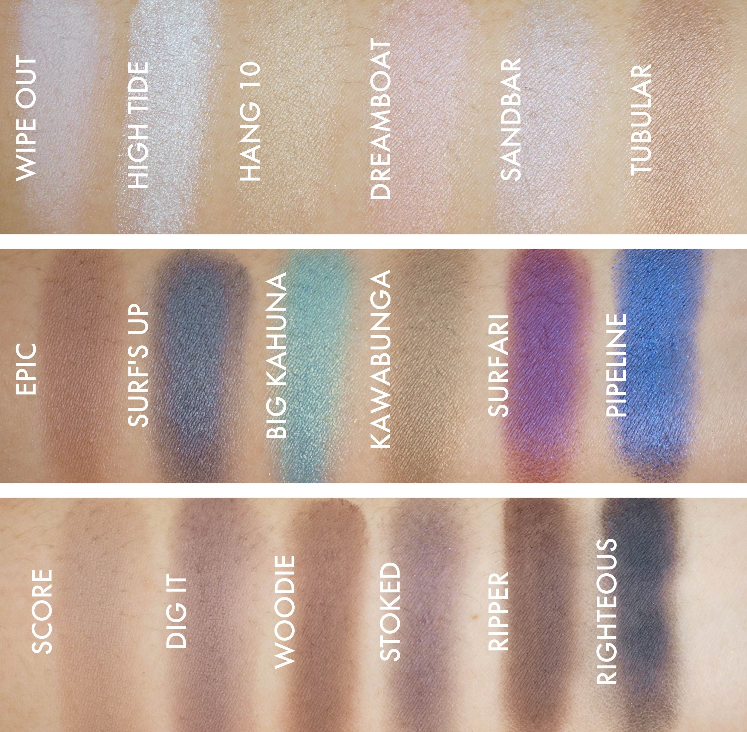 TheBalm Balmsai Palette Swatches.jpg