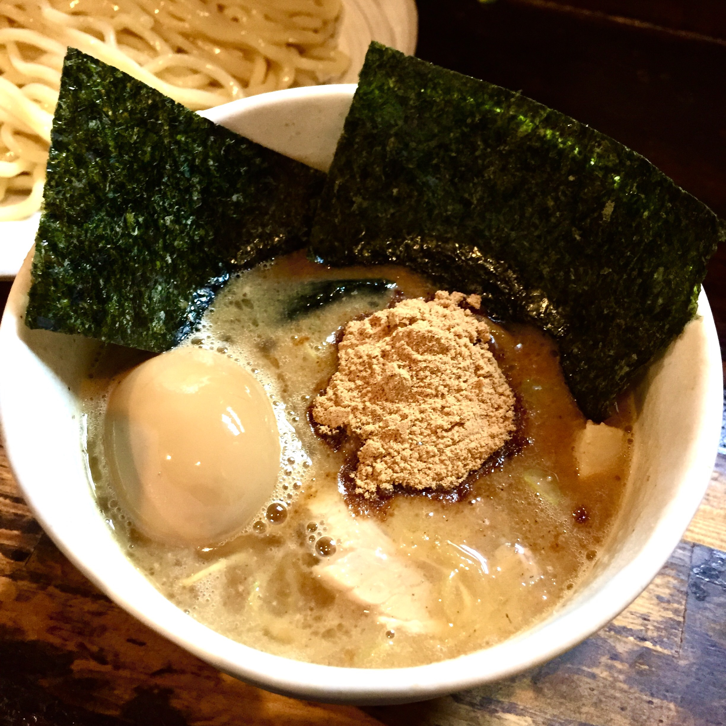 This ramen is always on the back of my mind, just lying in wait for the next time I have it again